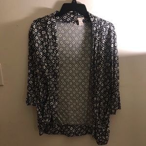 Forever 21 Jackets & Coats - Forever 21 Pattern Cover Up